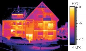 Ponudba RT Biro vsebuje tudi termovizijske preglede objektov